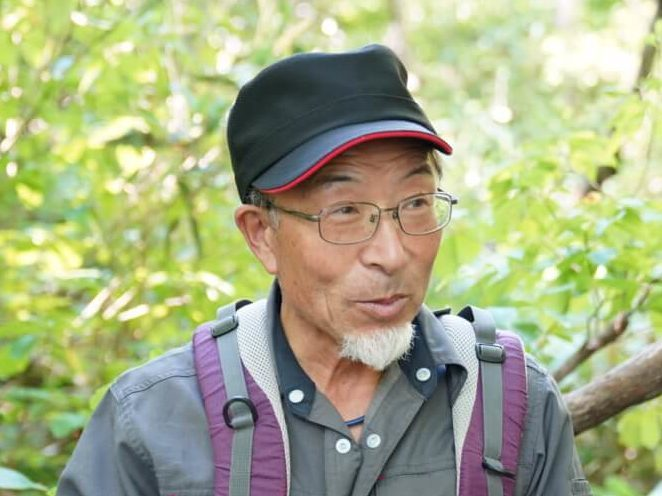 Foraging for mushrooms and mountain vegetables on Mt. Gassan with Dewaya in Nishikawa