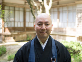 Eiji Shinozaki from Zenpoji Temple in Tsuruoka