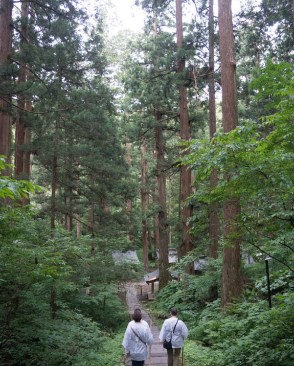 Mt. Haguro Guided Pilgrimage